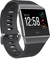 ionic fitbit